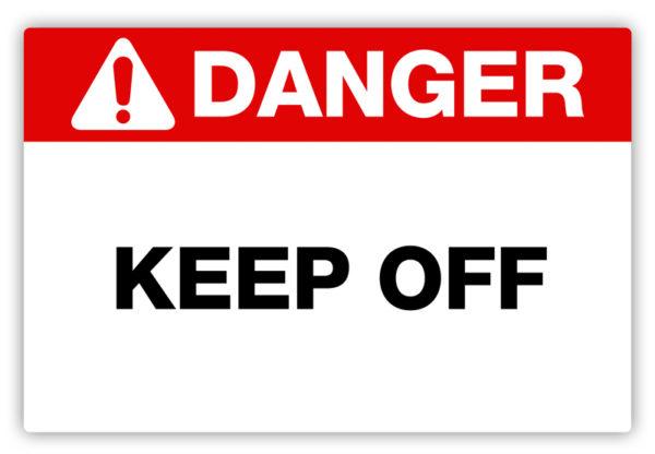 Danger – Keep Off Label