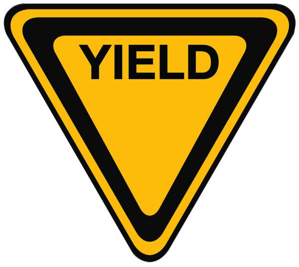 Yield Triangle Rev.