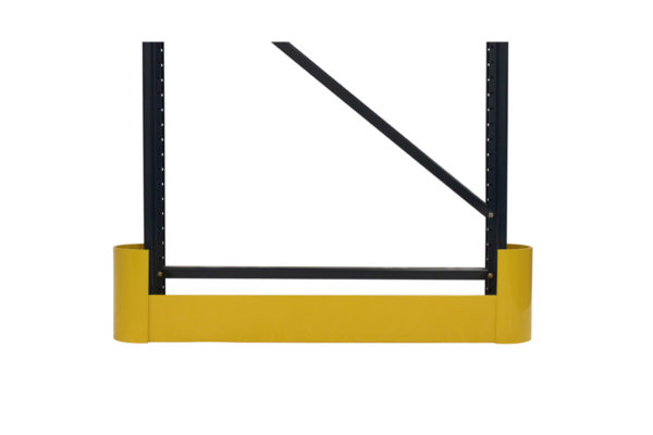 End of Aisle Curved Rack Protector