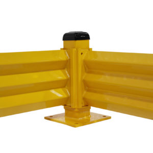 Safety Guard Rails and Post Protectors