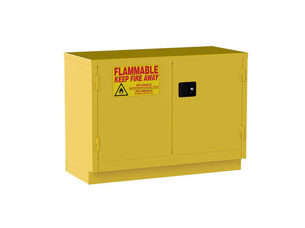 Safety Cabinets for Flammables (Under Counter/Fume Hood)
