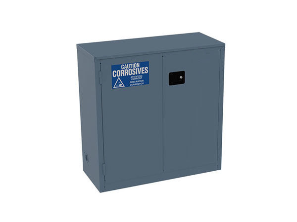 Safety Cabinets for Corrosives (Bi-fold)