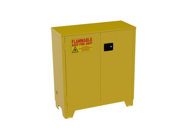 Forkliftable Safety Cabinets For Flammables (Bi-fold)