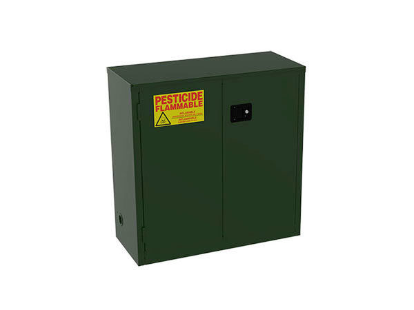 Safety Cabinets for Pesticides (Bi-fold)