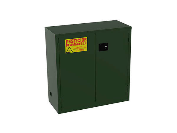 Safety Cabinets for Pesticides (Manual Close)