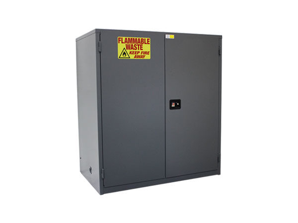 Safety Cabinets for Hazardous Materials (Manual Close)